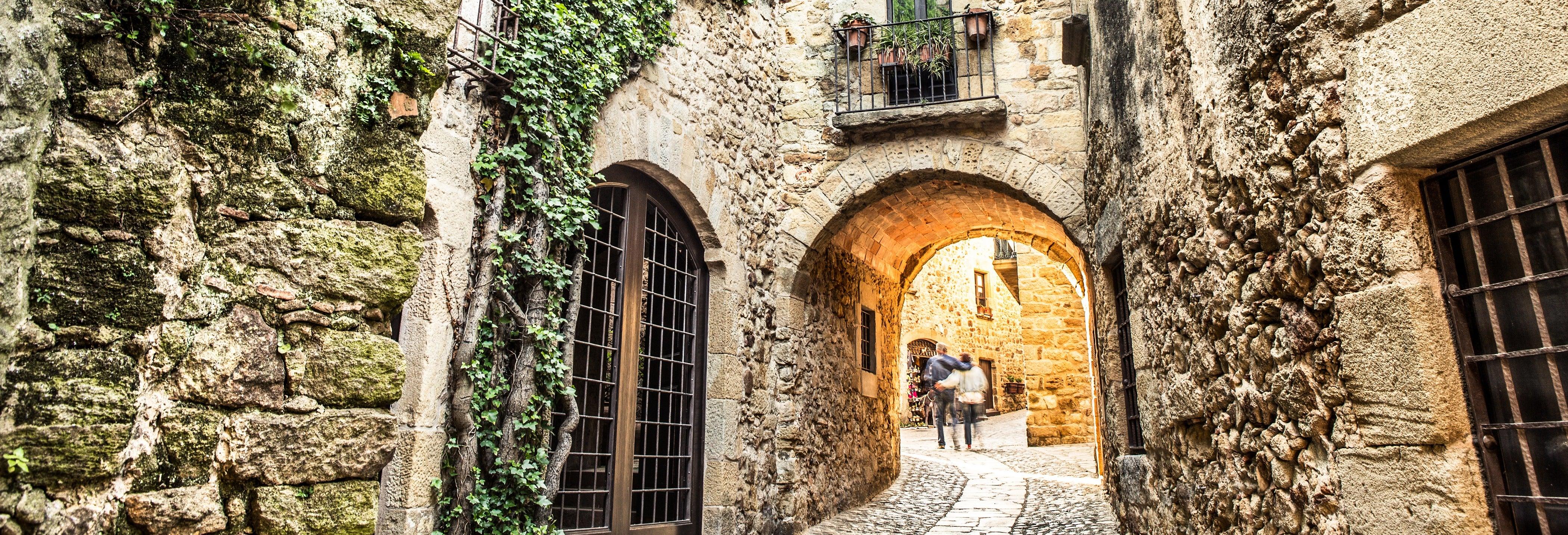 Girona Day Trip & Wine Tasting