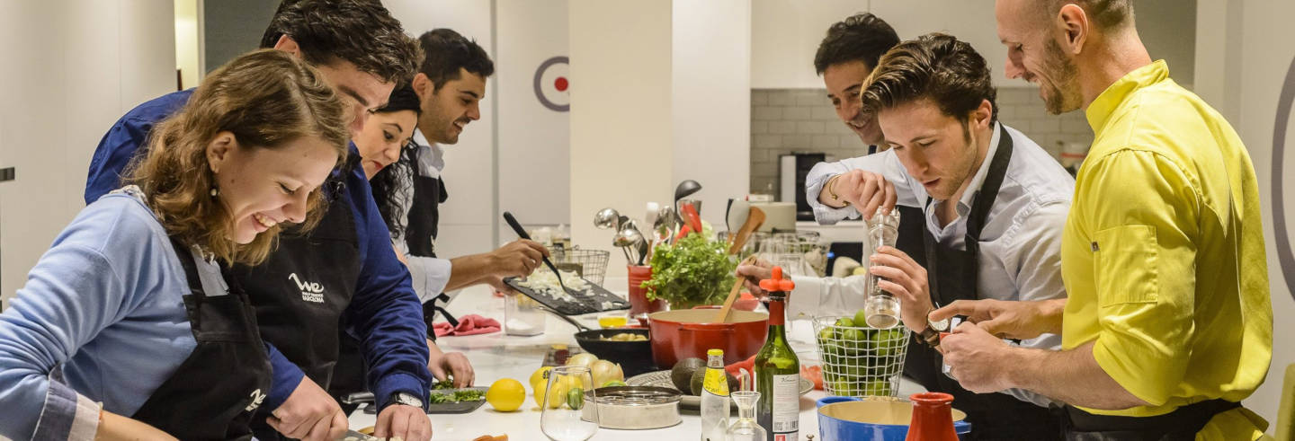 Spanish Cooking Class + Mercado San Miguel Tour
