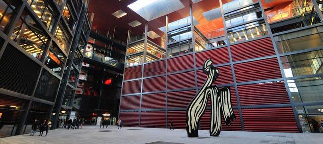 Entrée coupe-file pour le musée Reina Sofía