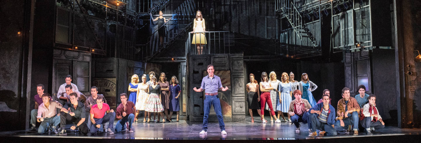 Entradas para West Side Story