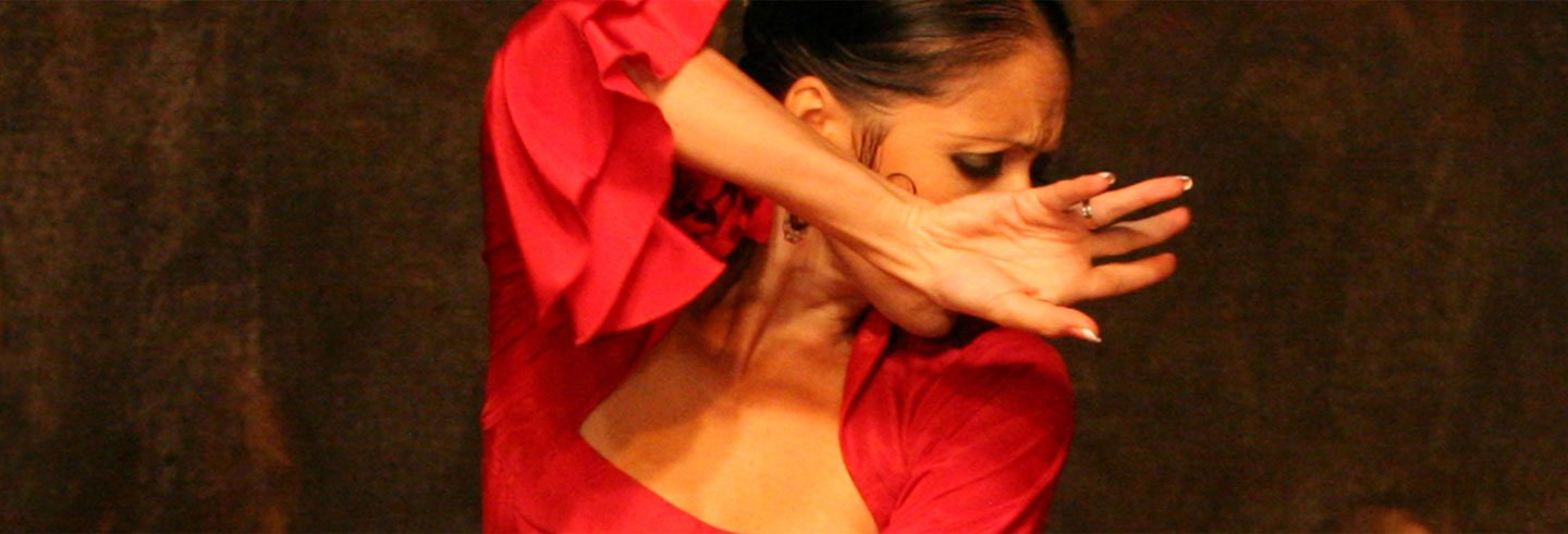 Spectacle de flamenco au tablao Villa Rosa