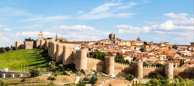 Excursión a Ávila, Segovia y El Escorial
