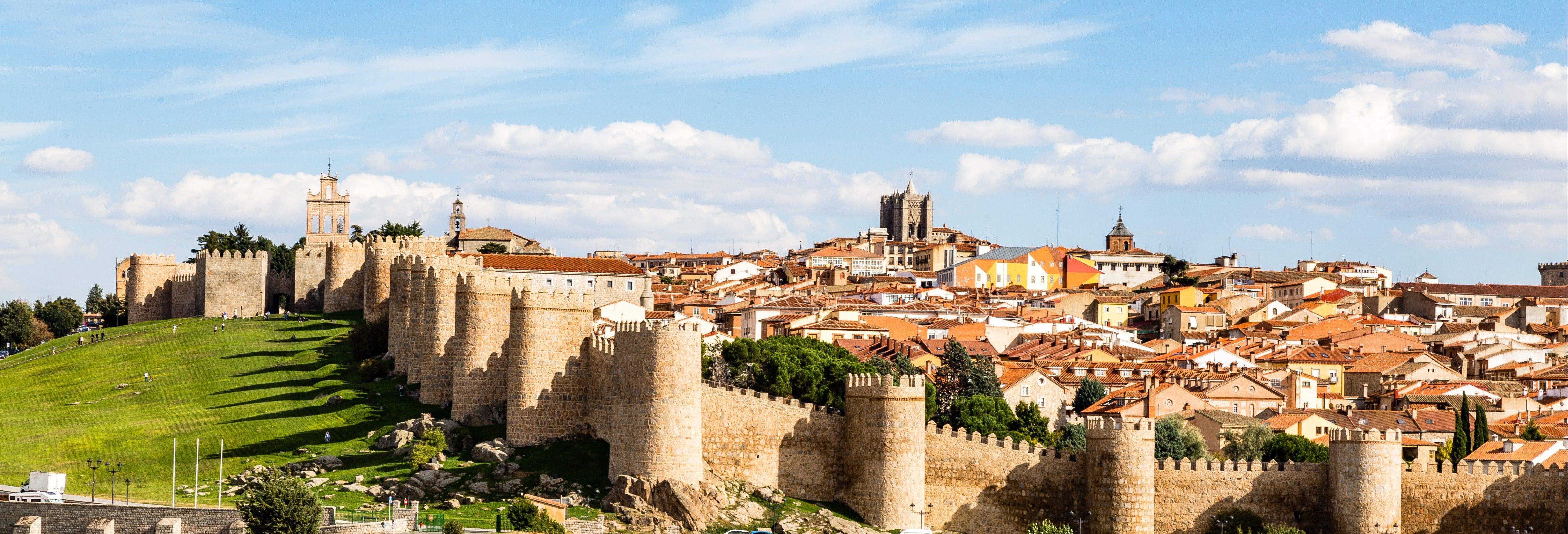 Escursione ad Avila, Segovia e El Escorial
