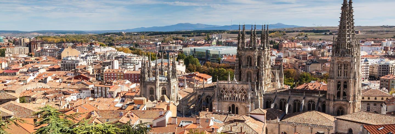 Burgos en tren de alta velocidad + Visita guiada