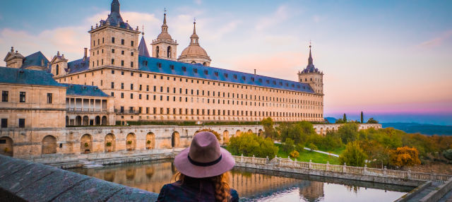 El Escorial & Valley of the Fallen Half-Day Trip