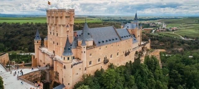 Segovia por libre en autobús