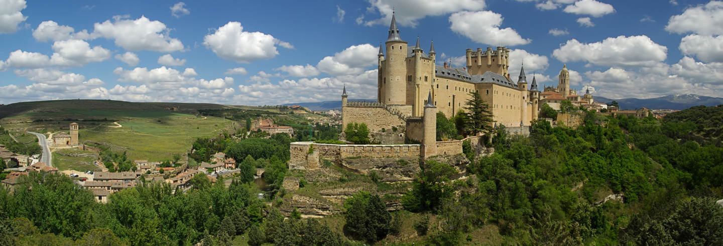 Excursion to Segovia, el Escorial and The Valley of the Fallen