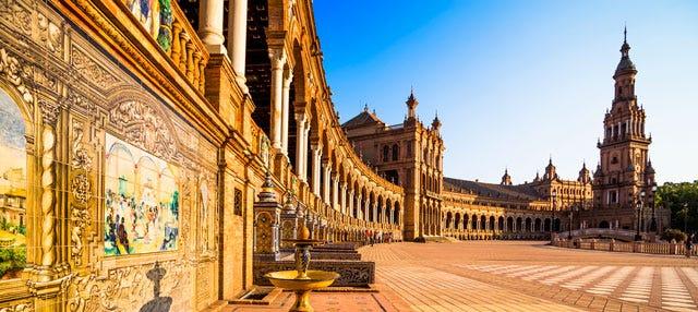 Sevilla por libre en tren de alta velocidad