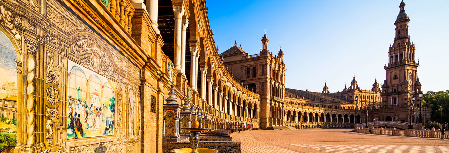 Seville Day Trip by High Speed Train