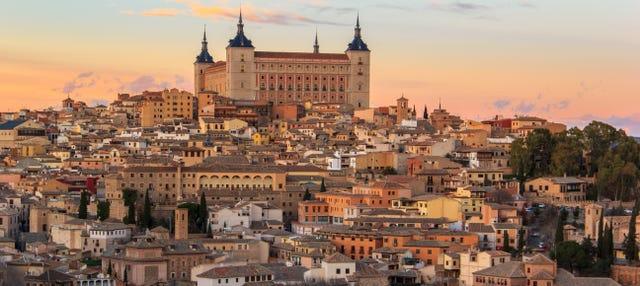 Toledo por libre en autobús