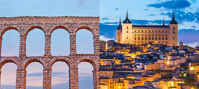 Toledo and Segovia Day Trip