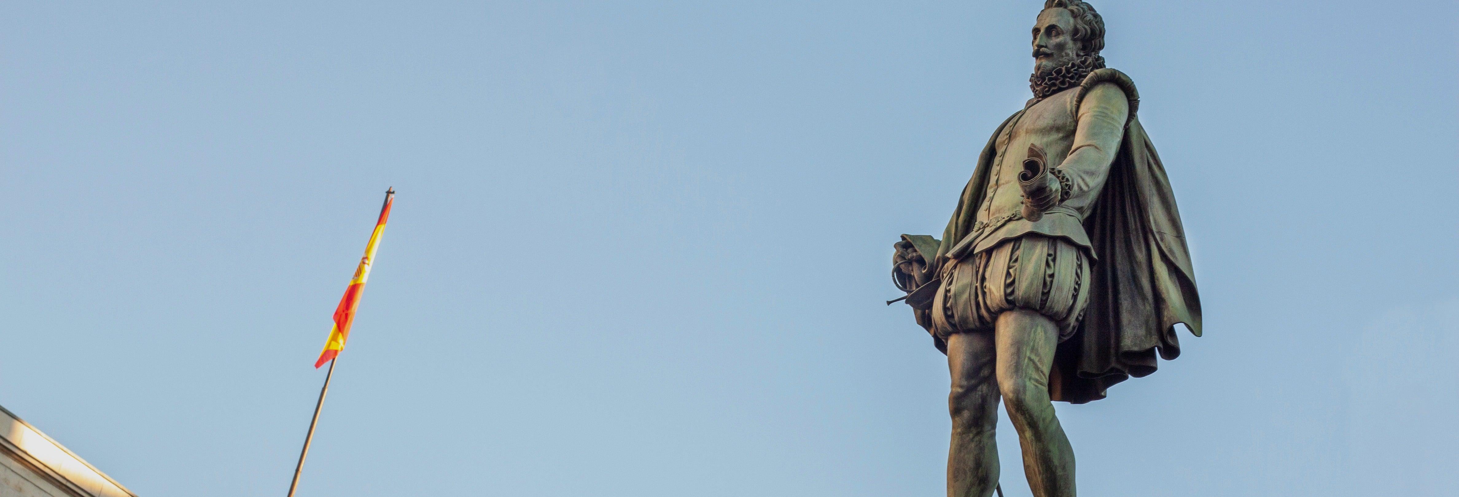 Free tour de Cervantes. Gratis!