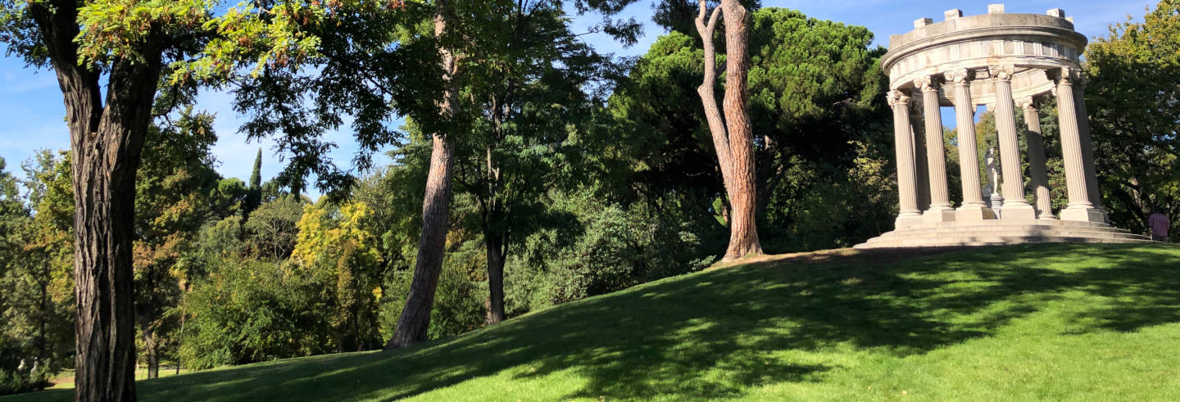 Free tour por el parque El Capricho ¡Gratis!