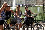 Madrid Bike Rental. Optional Guided Tour