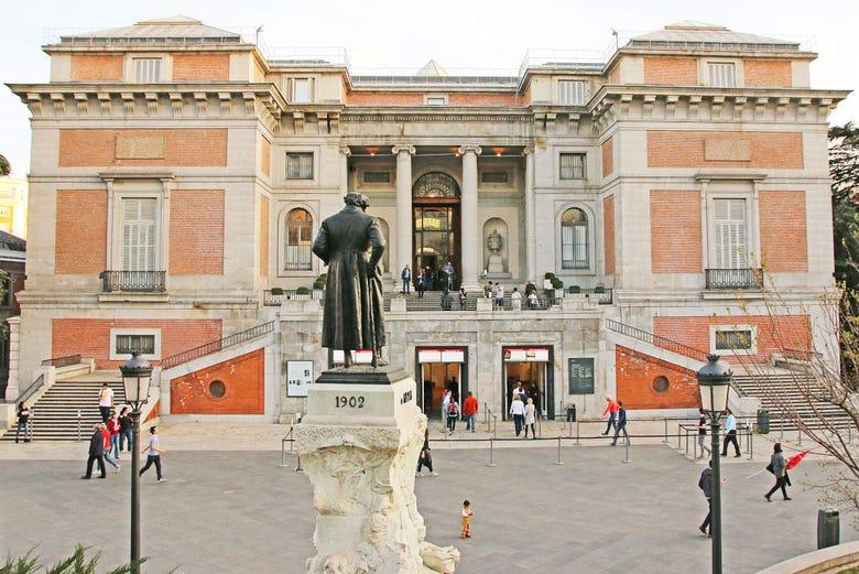 Visite guidée dans le Musée du Prado