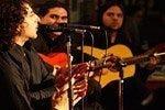 Spectacle de flamenco au tablao Villa Rosa