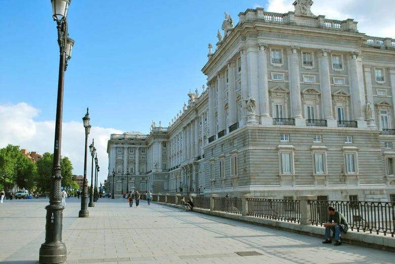 Visite guidée du Musée du Prado et du Palais Royal