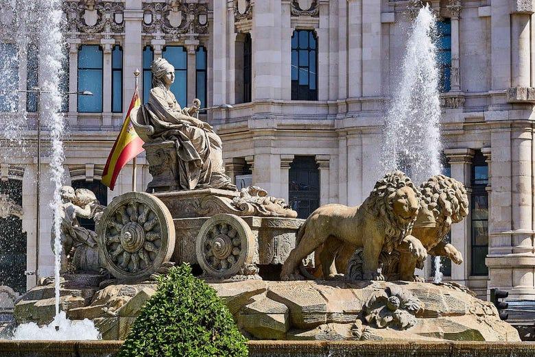 Tour panoramique dans Madrid