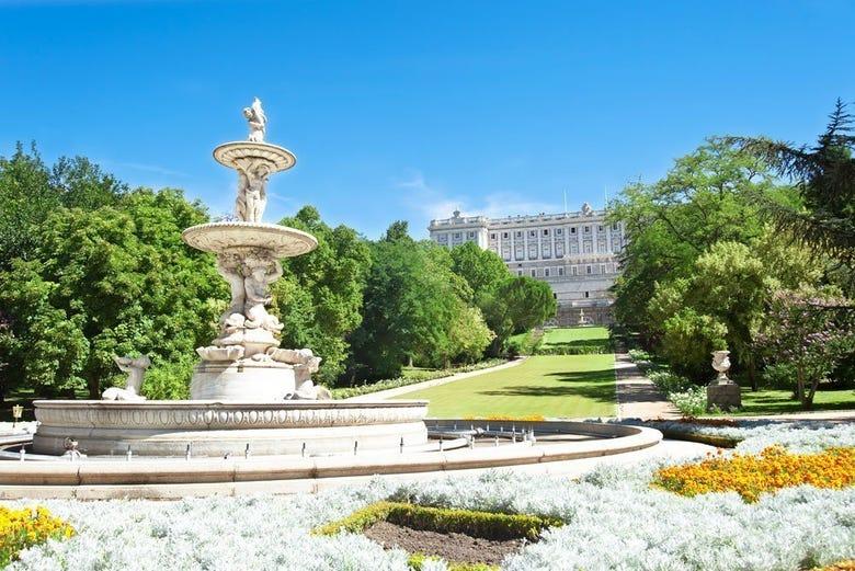 Oferta visita guiada por el museo del prado y el palacio for Jardines del moro