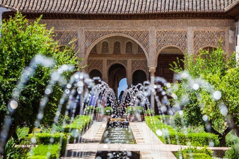 Excursion de 5 jours en Andalousie et à Tolède