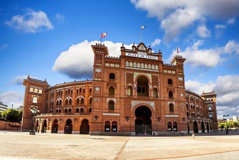 Visite des arènes de Las Ventas