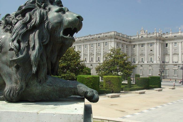 Visite guidée dans le Madrid de légende