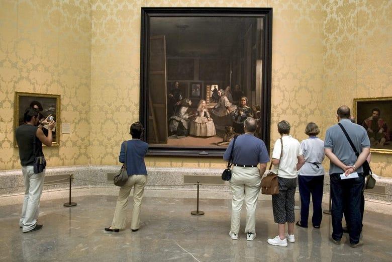 Offre : Musée du Prado + Reina Sofia
