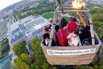 Hot Air Balloon Ride in Madrid