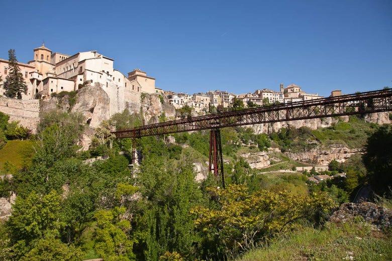 Excursi n a cuenca y la ciudad encantada desde madrid - Inmobiliarias en villagarcia de arosa ...