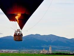 ,Excursión a Segovia