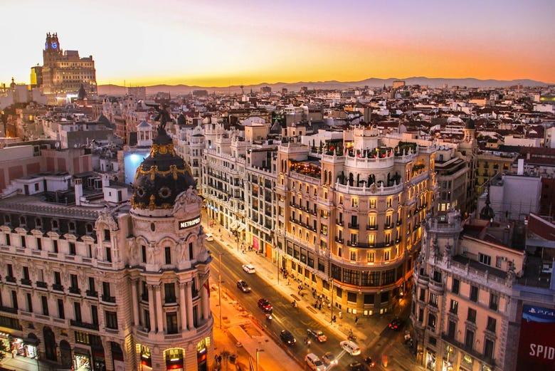Visite de Madrid, ses légendes et ses fantômes