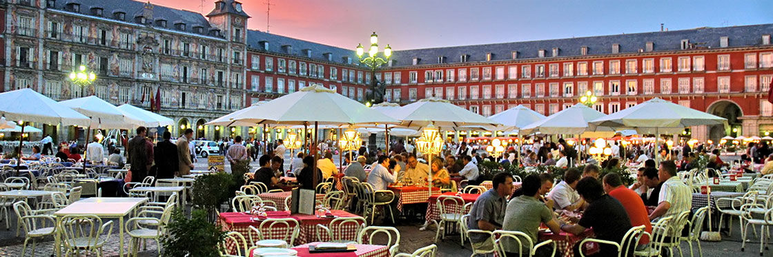 Où manger à Madrid