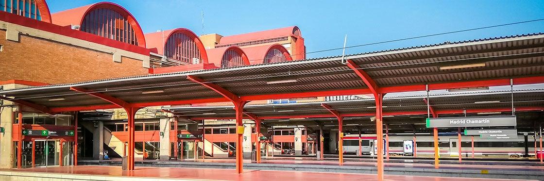Estação de Chamartín