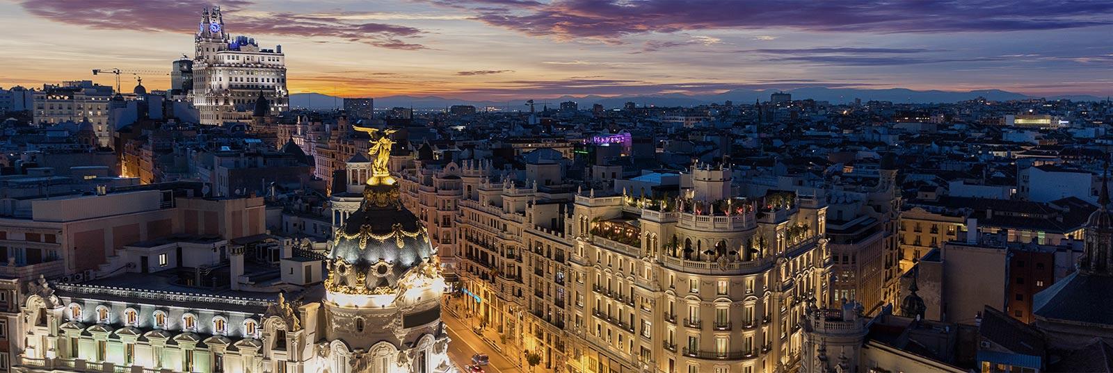Madrid - Guide touristique de Madrid - Visitons Madrid