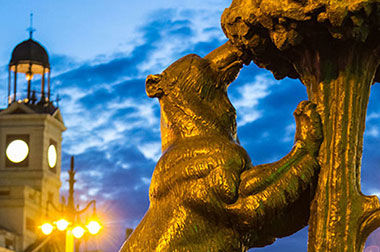 Top 10 de madrid 10 visitas imprescind veis em madrid for Gran via puerta del sol madrid