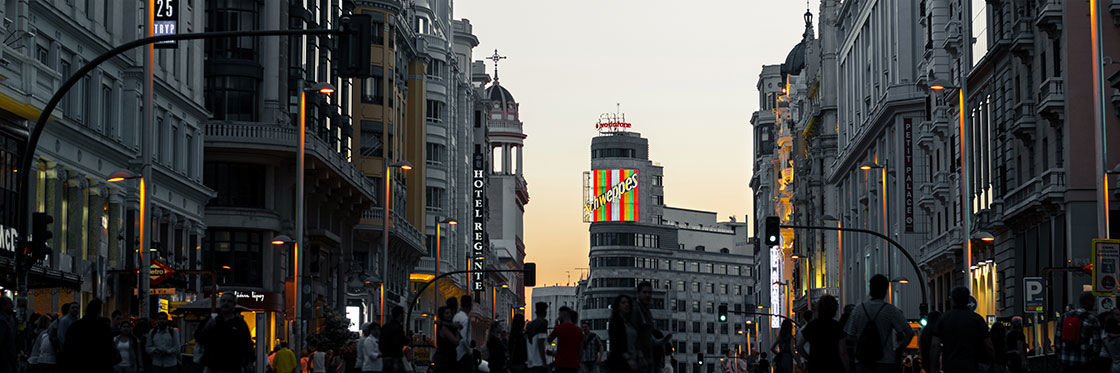 Top Attractions in Madrid