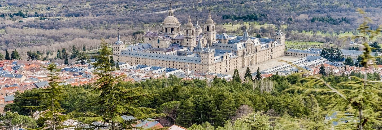 Tour de El Escorial al completo con entradas