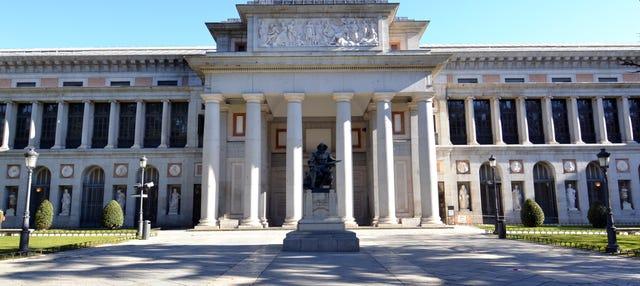Tour por el Madrid de los Borbones