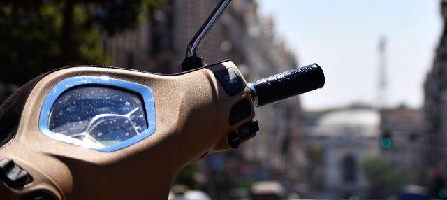 Tour en moto por Madrid