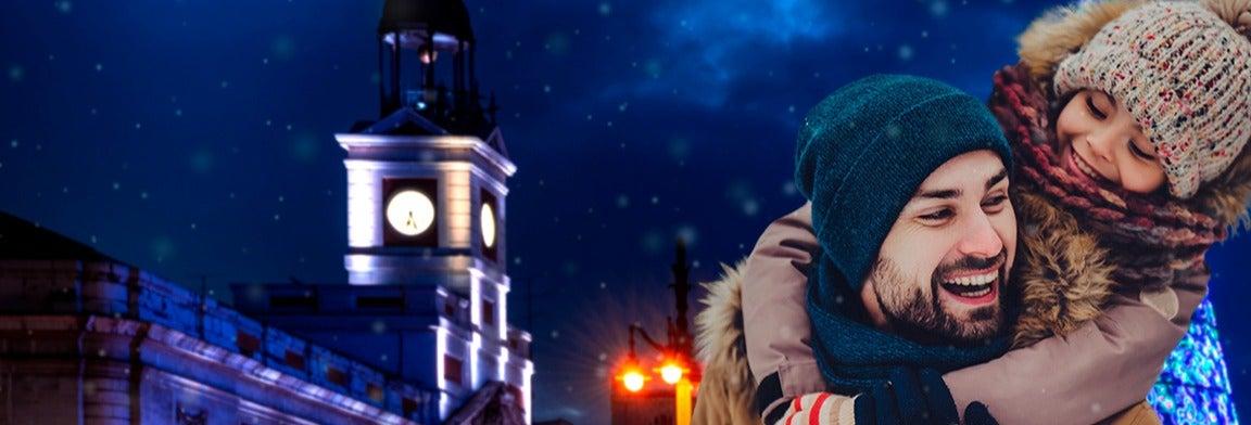 Madrid en Navidad, un paseo benéfico