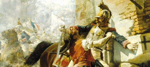Tour de Un día de cólera de Pérez-Reverte