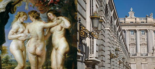Visita guiada por el Museo del Prado y el Palacio Real