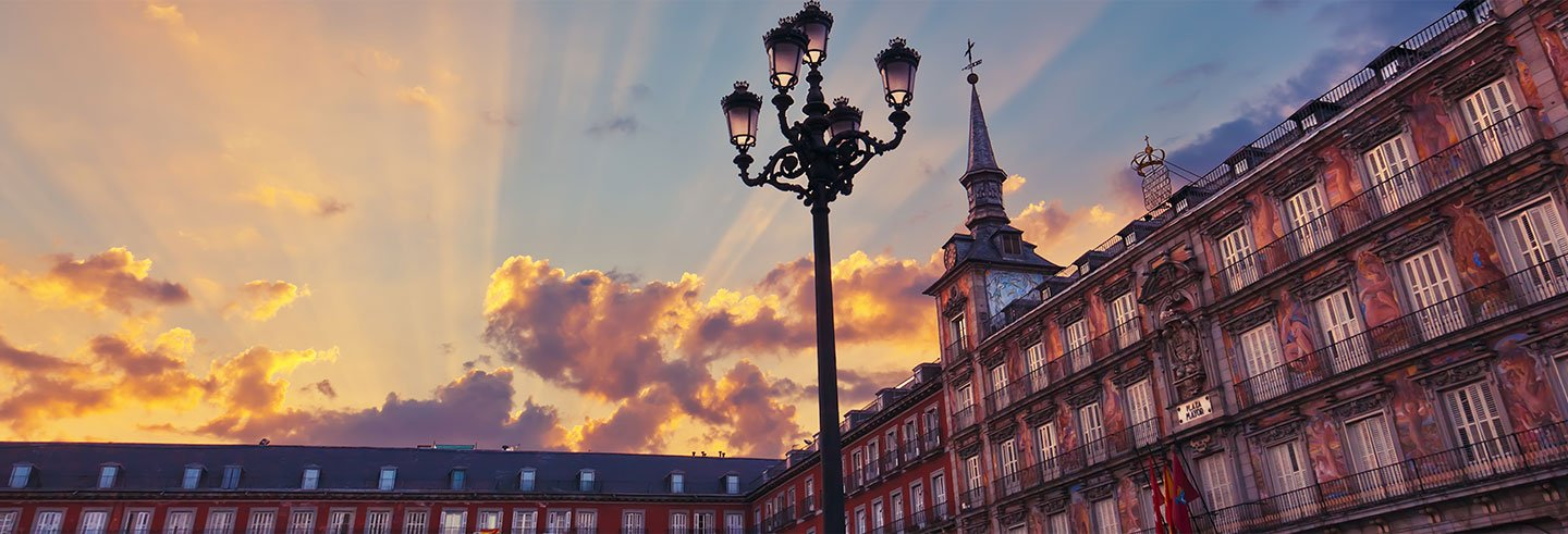 Legends of Old Madrid Guided Tour