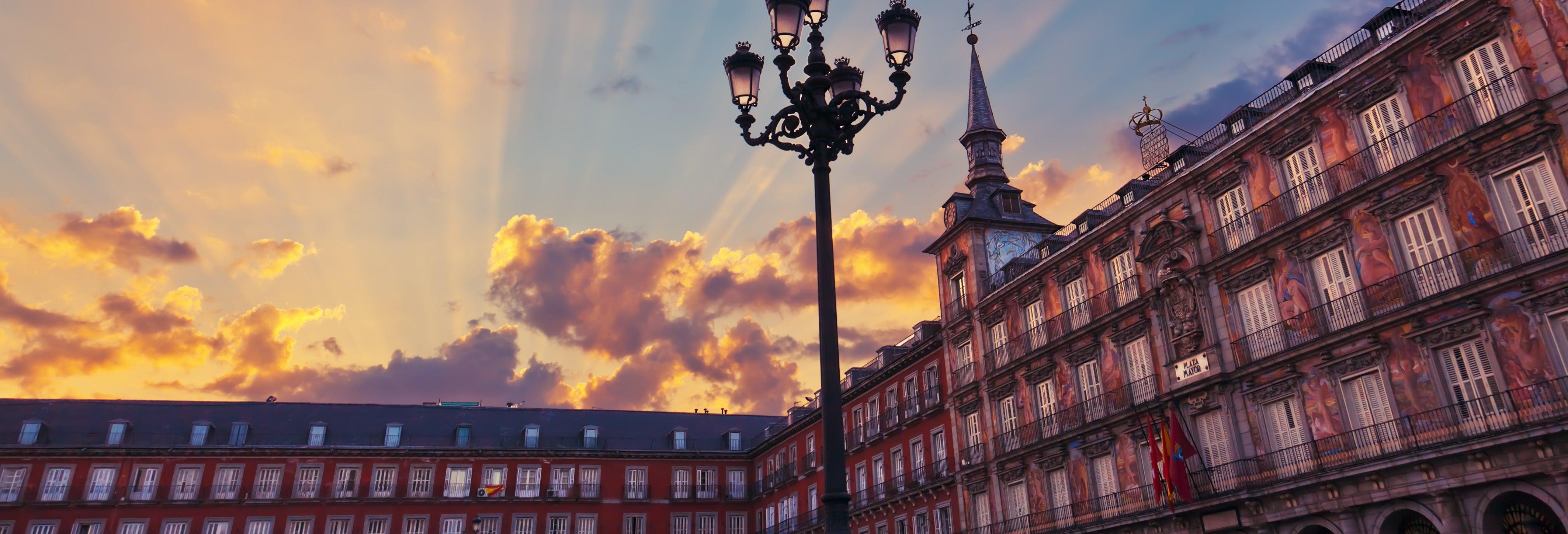 Visita guiada por el Madrid de leyenda