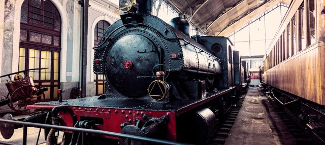 Visita teatralizada por el Museo del Ferrocarril