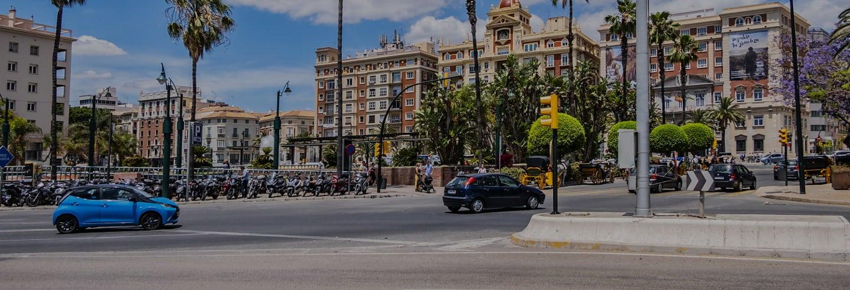 Noleggio scooter a Malaga