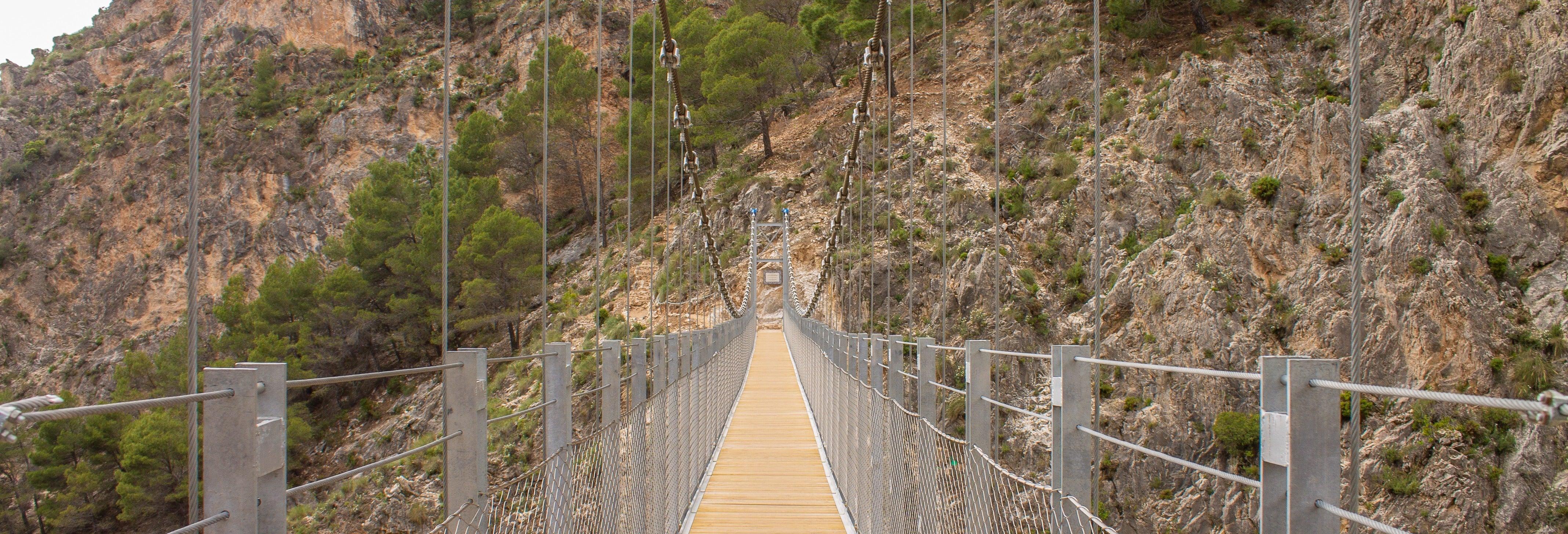 Excursión a Canillas de Aceituno y El Saltillo