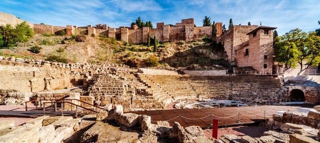 Free tour por la Alcazaba y el Teatro Romano ¡Gratis!