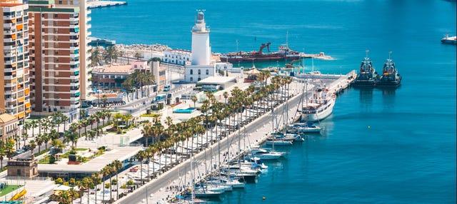 Free tour por el Puerto de Málaga ¡Gratis!