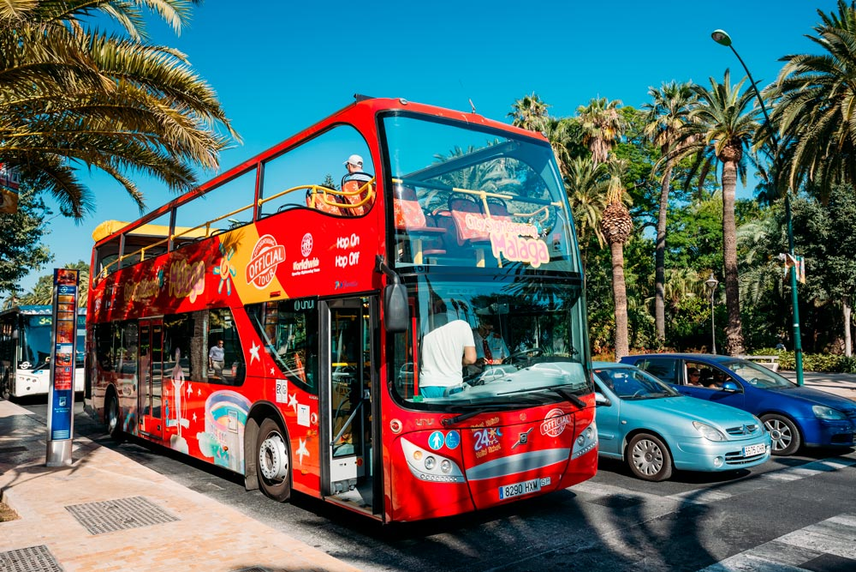 Tour Bus For Sale >> Autobús turístico de Málaga - Reserva online en Civitatis.com